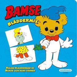 Bamse Bläddermix Mixbok