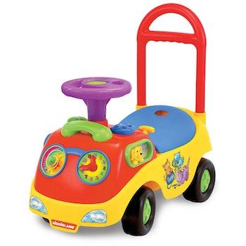 KID, Lära gå bil med aktiviteter och ljud