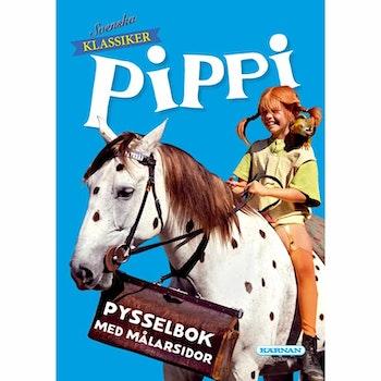 Pysselbok Pippi Långstrump
