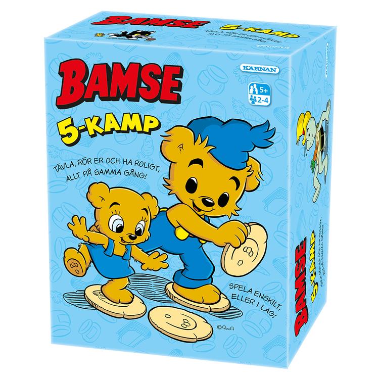 Bamse 5-kamp