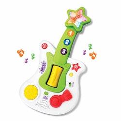 KID Gitarr med olika ljud