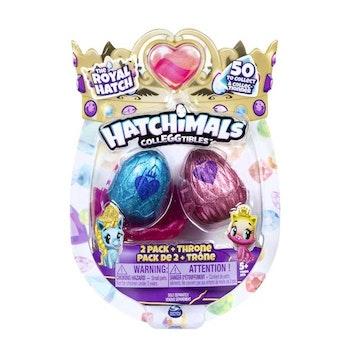 Hatchimals - Colleggtibles S6 2-pk och nest