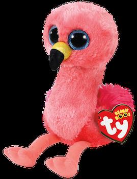 TY Beanie Boos - Glida Flamingo 15 cm