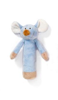 Teddykompaniet Diinglisar Skallra Ljusblå Mus