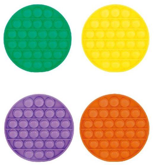 Pop Up Fidget, Runda i flera färger