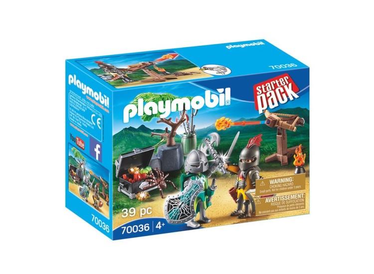 Playmobil Knights - Startpaket Kampen om riddarskatten