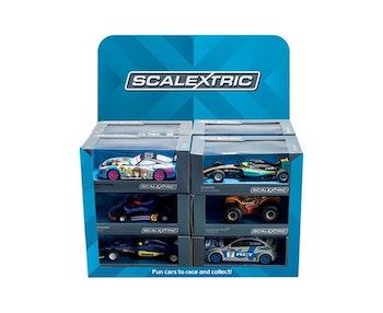 Scalextric Super Resistant Car Table Display  C3984