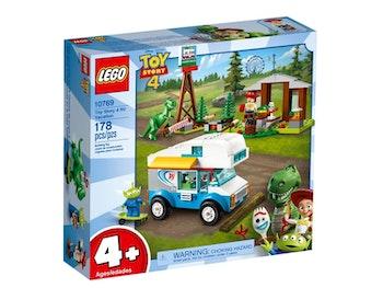 LEGO Toy Story 10769 Toy Story 4 Husbilssemester