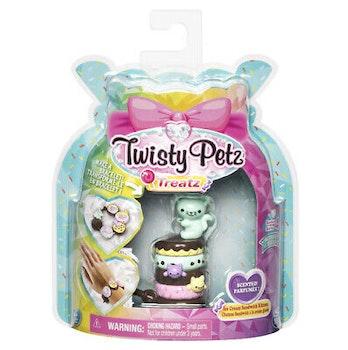 Twisty Petz Twisty Treatz asst.
