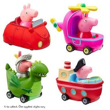 Peppa Pig Mini Buggy asst.