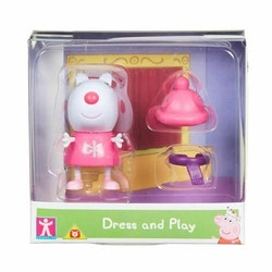 Peppa Pig Dress & Play Figure Pack