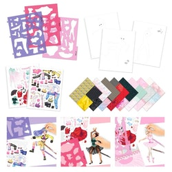 TOPMODEL Dance Designbok