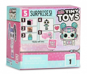 L.O.L. Surprise Tiny Toy PDQ