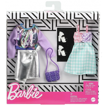 Barbie Fashion 2-Pack