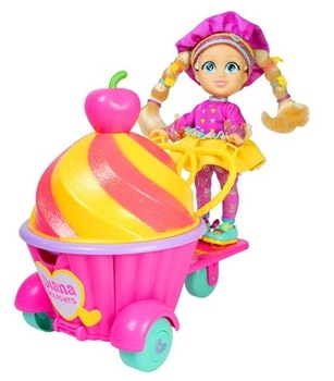 Love Diana Cupcake Cart Playset