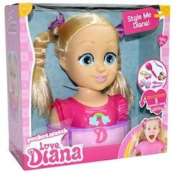Love Diana Deluxe Stylinghead