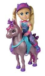 Love Diana Horse set