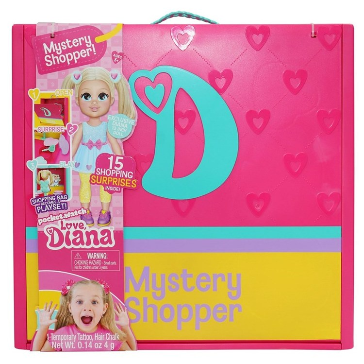 Love Diana Mystery Shopper Playset