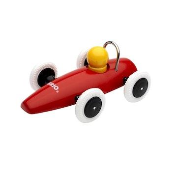 BRIO, 30077 Racerbil Röd