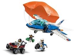 LEGO City Police 60208 Luftpolisens fallskärmsarrest