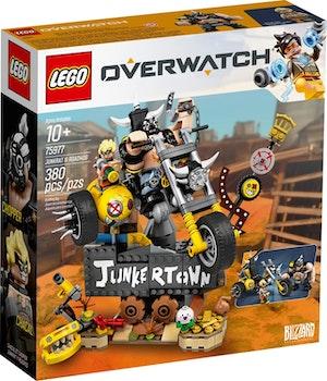 LEGO Overwatch 75977 - Junkrat & Roadhog