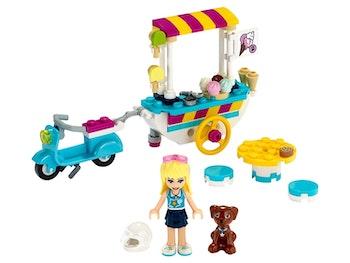 LEGO Friends 41389 Glassbil