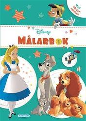 Målarbok Disney Klassiker
