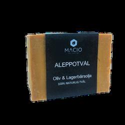Aleppotvål 24% Ca 180-200 g