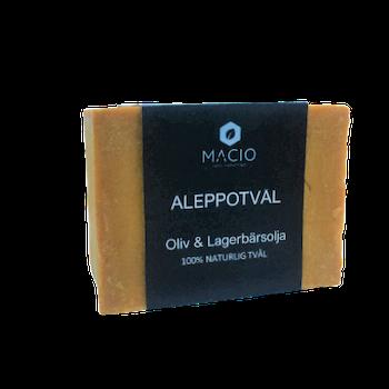 Aleppotvål 55% Ca 180-200 g