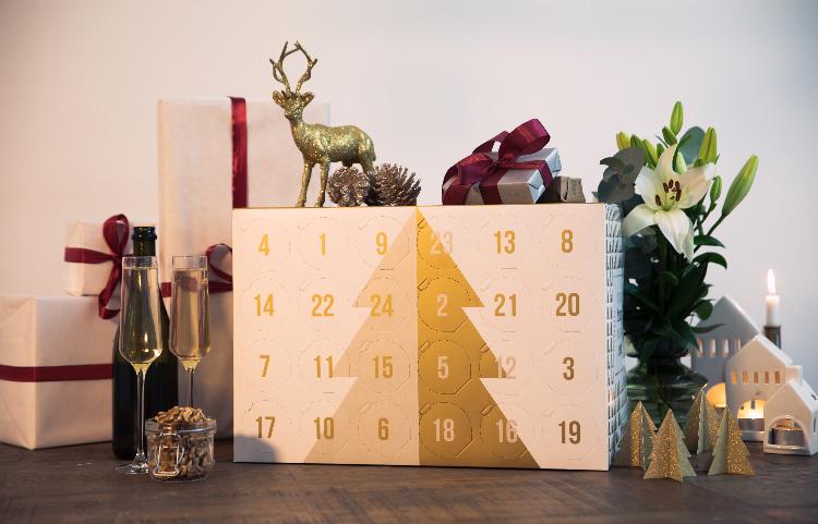 Sparkling Calendar