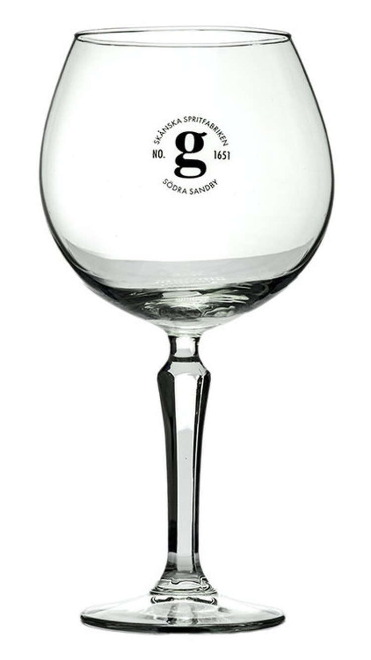 G&T Glas - 6st