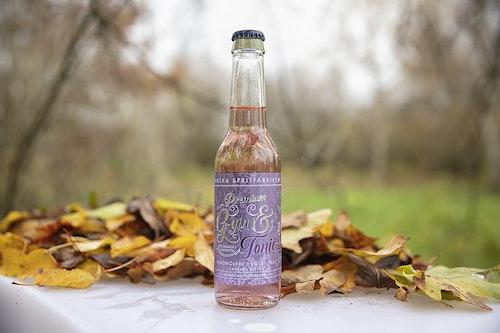 Alkoholfri Gin & Tonic Rosé