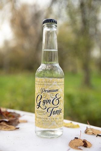 Alkoholfri Gin & Tonic Bubbel