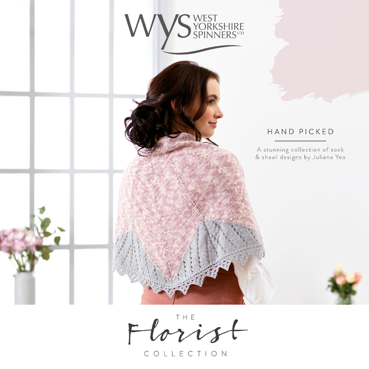 Mönsterhäfte Signature 4-ply Florist Collection