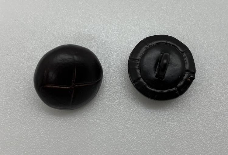 15mm Chokladbrun läder