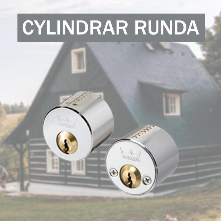 Cylindrar Rund