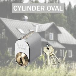 Cylinder Oval