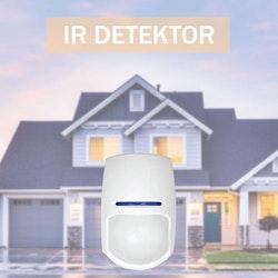 Tillbehör hemmalarm: Ir detektor