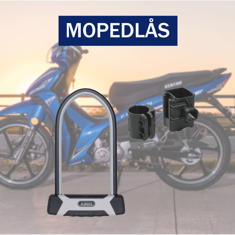 Mopedlås