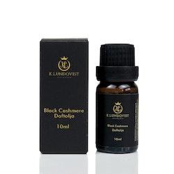 Doftolja Black Cashmere - Bärnsten, patchouli och lavendel