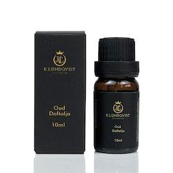 Doftolja Oud - Mysk, svart vanilj och oud