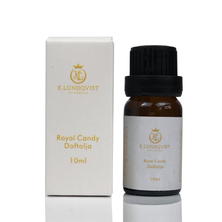 Doftolja Royal Candy - Päron, rabarber och polkagris