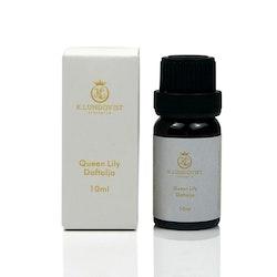 Doftolja Queen Lily - Siciliansk lime, basilika och liljor