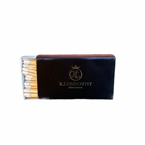 Tändstickor svarta - extra långa stickor