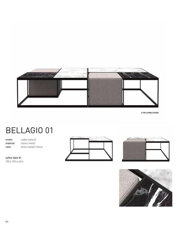 BELLAGIO 01 cararra clossy