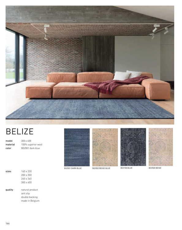 BELIZE BO 002