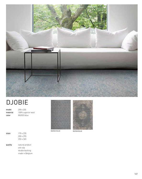 DJOBIE BO/500 BLUE