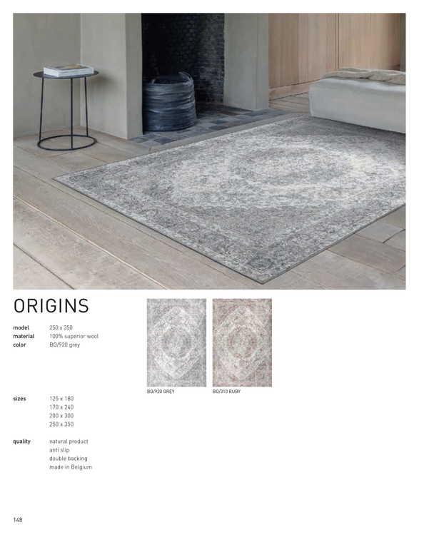 ORIGINS 310 GREY