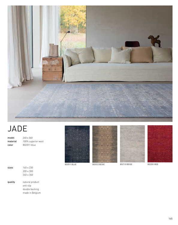 JADE 301 red