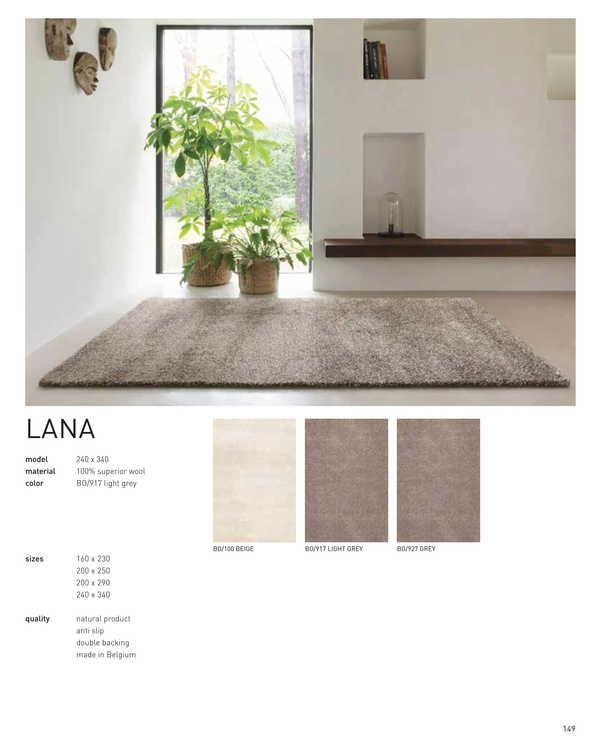 LANA 927 GREY